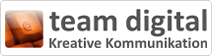 team digital - Kreative Kommunikation